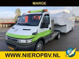 horse closed box lcv Iveco daily be combi paarden-veevervoer MARGE 2006