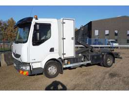 "camion conteneur Renault 10.190 - 4x2 ""MIDLUM"" - 151.920 Km - EURO 4 - PERFECTE STAAT 2007"