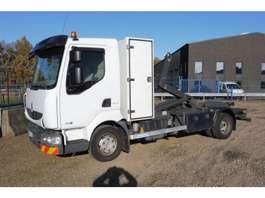 "container truck Renault 10.190 - 4x2 ""MIDLUM"" - 151.920 Km - EURO 4 - PERFECTE STAAT 2007"