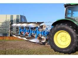 reversible plow Kongskilde VC-CX 41080F 2011