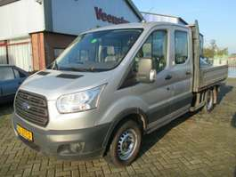 vcl inclinable Ford Transit 2.2TDCI DoKa Pritsche Netto €8450,=
