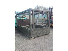 open top shipping container Container laadbak 425 cm