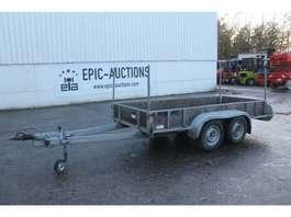 andere PKW-Anhänger Doornwaard D 2000 Aanhangwagen 1997