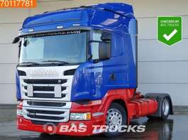 mega-volume tractorhead Scania R450 4X2 Retarder Mega Euro 6 2014