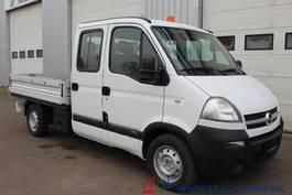 drop side lcv Opel Movano 2.5 CDTI-7 Sitzer-AHK- Orginal 67 T Km 2005