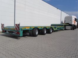 mega-volume semi trailer Lintrailers 3 as Mega 2020