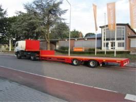 semi lowloader semi trailer Lintrailers 2 LSDU 17-20 2019