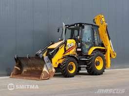 backhoe loader JCB 3CX 2016