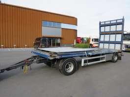 tilt trailer GS Meppel AV-2000 2013