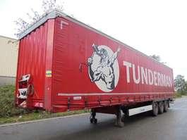 sliding curtain semi trailer Krone TUV XXL 2016