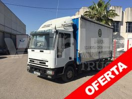 sliding curtain truck Iveco ML 100E18 2003