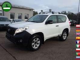 all-terrain - 4x4 passenger car Toyota Land Cruiser Basis - KLIMA 2015