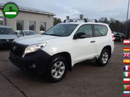 todo o terreno – automóvel de 4x4 passageiros Toyota Land Cruiser Basis - KLIMA 2015
