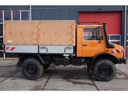 военный грузовик Unimog U1300L 1984