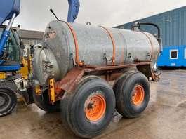 aplikator do gnojowicy Kaweco Tandem tank Kaweco