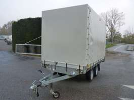 tilt car trailer Hapert AL....huifwagen 2012