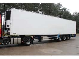 refrigerated semi trailer Chereau 2m60 x 2m47 - FULL CHASSIS - TAILLIFT - CARRIER FRIGO - GENERAL CONDITIO... 2000