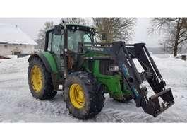 farm tractor John Deere 6420S 2003