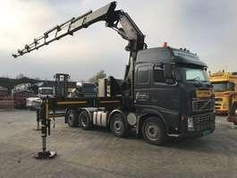 camión grúa Volvo FH 12 - 460 HIAB XS 800 - 7 2006