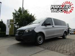 taxi bus Mercedes Benz Vito 116CDI tourer 9 pers aut longbody and long list of options 2015