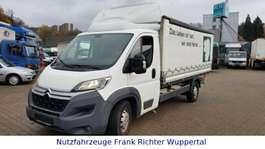 closed box lcv Citroen Jumper Pritsche 35 L4 Heavy HDi 180 2016