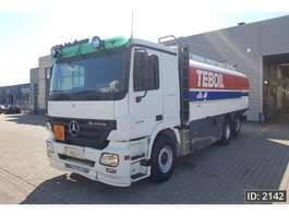 cisternové vozidlo Mercedes Benz Actros 2546 Day Cab, Euro 3, ADR 2005