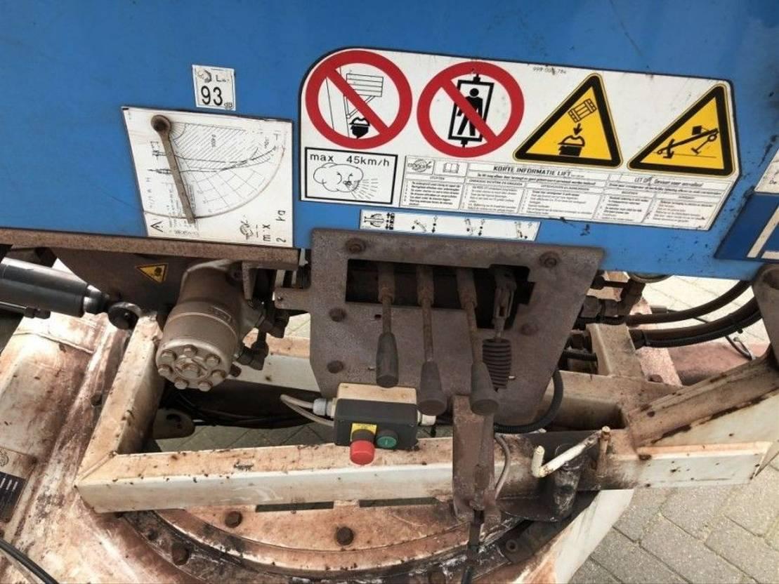 другая строительная машина DIV. bocker 34/1-8lh verhuislift 2014