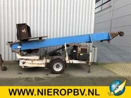 otra máquina de construcción bocker 34/1-8lh verhuislift 2014