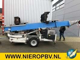 другая строительная машина bocker 34/1-8lh verhuis lift 2014
