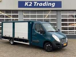 shop trailer lcv Renault Master Verkoopwagen 4500kg GVW Ventwagen Verkoopwagen 2010