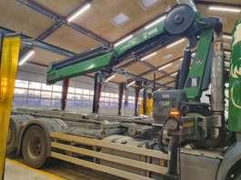 loader crane Hiab X-HIPRO 192E-4 2014