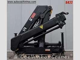 loader crane Hiab 175-3 1996