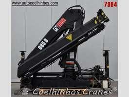 loader crane Hiab HIAB 085D 2002