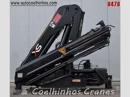 loader crane Hiab 166XS-DUO 2003