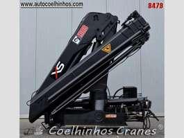 loader crane Hiab 166XS-DUO 2004