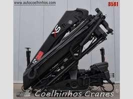 loader crane Hiab 211 XS / EP 3-HIDUO 2010