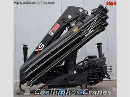 loader crane Hiab 244 XS / EP 5-HIDUO 2010