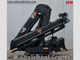 loader crane Hiab 166XS-HIDUO 2006