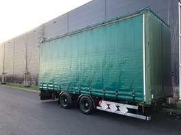 tilt trailer Samro SEG - 2 STÜCK - 2007