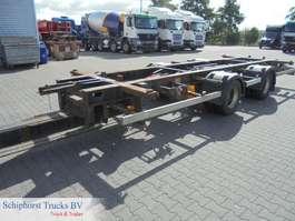 swap body trailer Wecon Spermann ZWF 18 2004