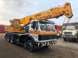 tow-recovery truck Mercedes Benz 2228 6x4 1991