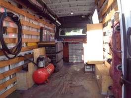 shop trailer lcv Mercedes Benz Sprinter Service Bus 315 CDI 2008