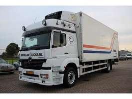 camión frigorífico Mercedes Benz 1828L  holland truck 2002