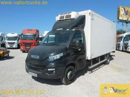 refrigerated van Iveco 72C17 2017
