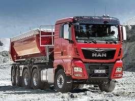 heavy duty tractorhead MAN TGX 33.510 6x4 BLS-XL met kipinstallatie mogelijk 2019