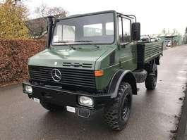 camion militaire Unimog 435 U 1300 4x4 1980