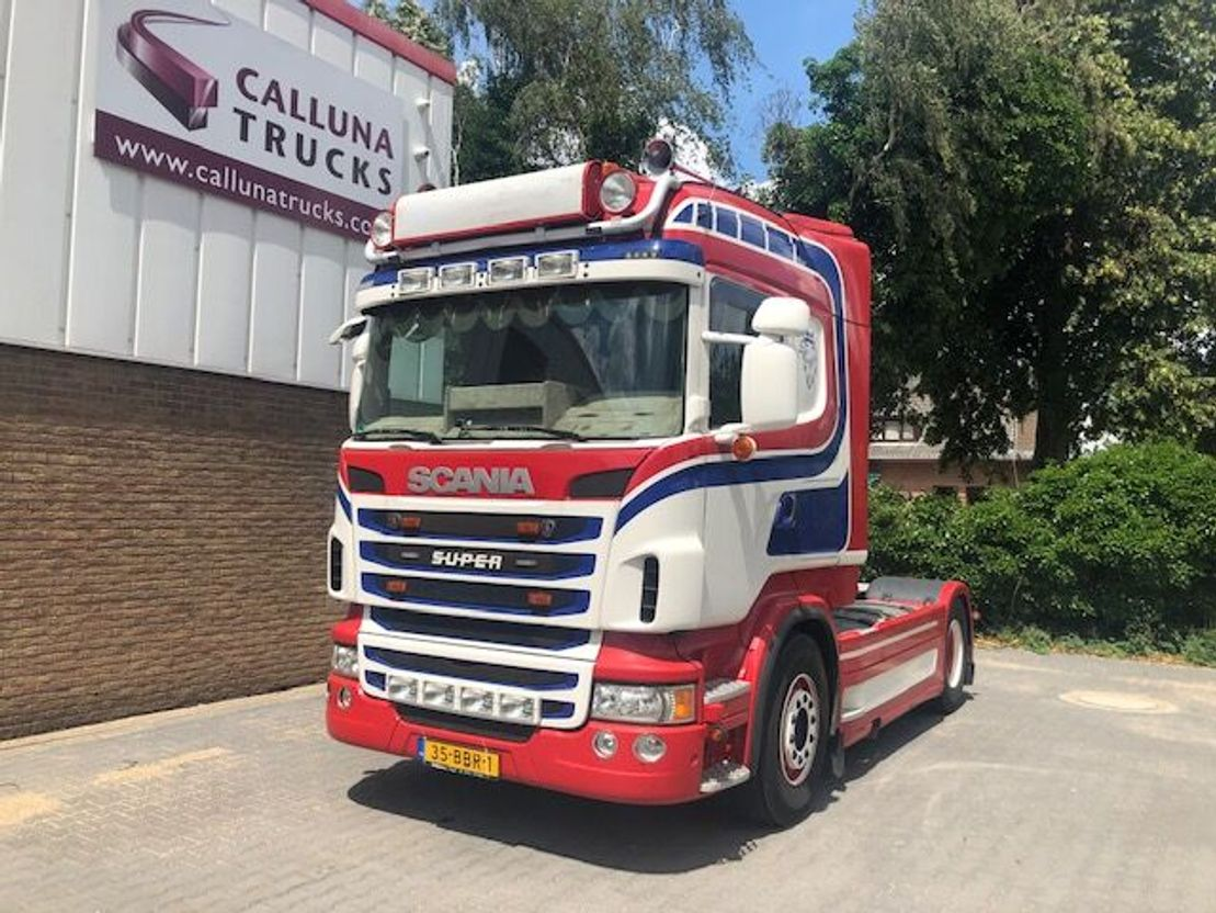Scania R480 Euro 6 4x2 T Highline Special Interior Very Nice Truck Other Tractorheads Trucksnl