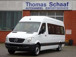 minivan – bus osobowy Mercedes Benz Sprinter 311 Cdi Maxi Flex-i-Trans 9 Sitze Lift Euro 4 2010