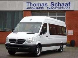 Minivan - Personenwagen Mercedes Benz Sprinter 311 Cdi Maxi Flex-i-Trans 9 Sitze Lift Euro 4 2010