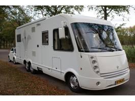 integraded camper - ARTO 74 LE 74LE 2010